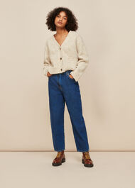 Authentic Elastic Waist Jean