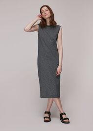 Easy Minimal Stripe Dress
