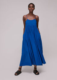 Carmen Trapeze Dress