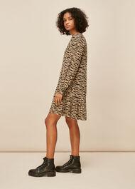 Tiger Leopard Dress