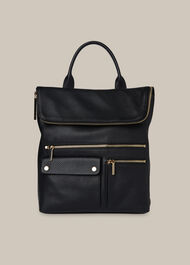 Farrow Pocket Detail Backpack