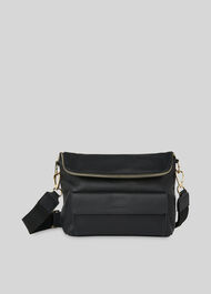 Vida Crossbody Bag Black