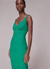 Rachael Sleeveless Dress Green