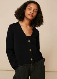 Aliya Knitted Cardigan